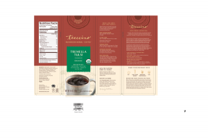 MEDIUM ROAST ORGANIC TREMELLA TULSI MUSHROOM HERBAL COFFEE