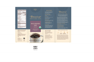 MEDIUM ROAST MACADAMIA NUT ORGANIC PREBIOTIC HERBAL 'COFFEE'