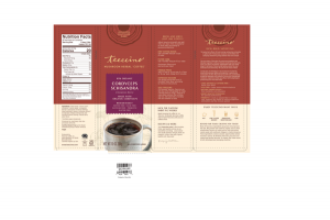 MEDIUM ROAST CORDYCEPS SCHISANDRA CINNAMON BERRY MUSHROOM HERBAL 'COFFEE'