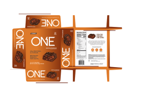 CHOCOLATE BROWNIE FLAVORED PROTEIN BARS