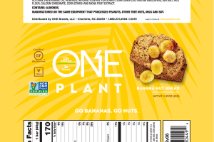 BANANA NUT BREAD FLAVORED PROTEIN BAR