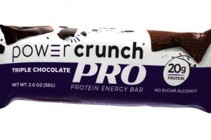 TRIPLE CHOCOLATE PROTEIN ENERGY BAR