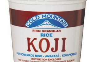 KOJI FIRM GRANULAR RICE