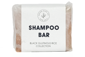 SHAMPOO BAR BLACK GLUTINOUS RICE COLLECTION