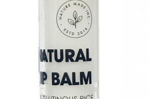 NATURAL LIP BALM BLACK GLUTINOUS RICE COLLECTION
