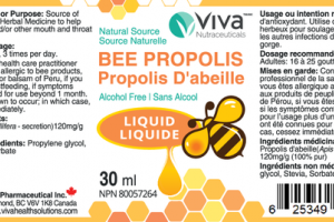 NATURAL SOURCE BEE PROPOLIS LIQUID