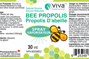 BEE PROPOLIS SPRAY