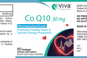 CO Q10 30 MG PHARMACEUTICAL GRADE PROMOTES HEALTHY HEART & CELLULAR ENERGY PRODUCTION DIETARY SUPPLEMENT SOFTGELS