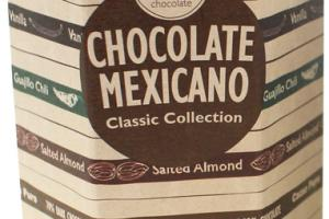 CHOCOLATE MEXICANO 70% DARK MEXICAN-STYLE STONE GROUND CHOCOLATE