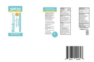 BROAD-SPECTRUM SPF30 BODY & FACE SUNSCREEN FOR KIDS