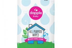 ALL PURPOSE WIPES FRAGRANCE FREE