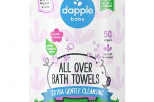 ALL OVER BATH TOWELS