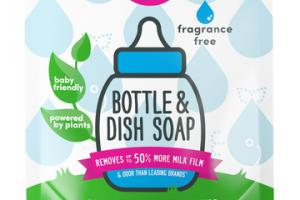 BOTTLE & DISH SOAP FRAGRANCE FREE