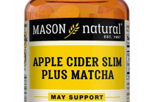 APPLE CIDER SLIM PLUS MATCHA HEALTHY WEIGHT MANAGEMENT DIETARY SUPPLEMENT TABLETS