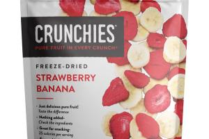 FREEZE-DRIED STRAWBERRY BANANA CRUNCH