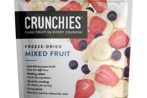 FREEZE-DRIED MIXED FRUIT