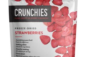 FREEZE - DRIED STRAWBERRIES