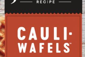 MAPLE & BROWN BUTTER CAULI-WAFELS