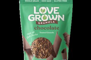 CHOCOLATE TOASTED GRANOLA