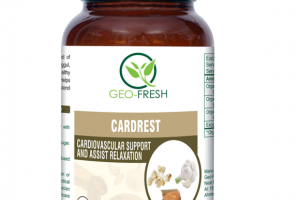 CARDREST CARDIOVASCULAR SUPPORT AND ASSIST RELAXATION DIETARY SUPPLEMENT TABLETS