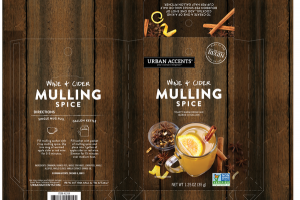 WINE & CIDER MULLING SPICE TOASTY WARM DRINK MIX