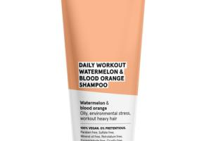DAILY WORKOUT WATERMELON & BLOOD ORANGE SHAMPOO