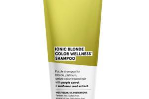 IONIC BLONDE COLOR WELLNESS SHAMPOO