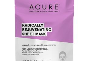 RADICALLY REJUVENATING SHEET MASK