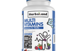 MULTI VITAMINS FOR ADULTS DIETARY SUPPLEMENT GUMMIES BERRY