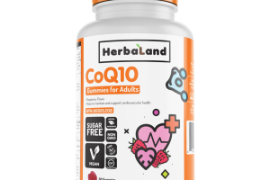COQIO HELPS TO MAINTAIN AND SUPPORT GOOD HEALTH DIETARY SUPPLEMENT GUMMIES FOR ADULTS RASPBERRY