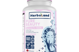 PURE BEAUTY GUMMIES FOR ADULTS DIETARY SUPPLEMENT
