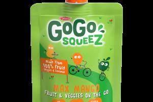 MAX MANGO FRUIT & VEGGIES ON THE GO