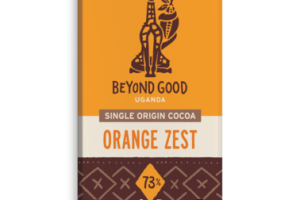 ORANGE ZEST 73% SINGLE ORIGIN COCOA