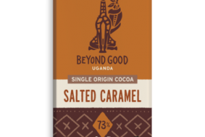 SALTED CARAMEL 73% SINGLE ORIGIN COCOA