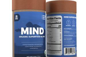 MIND ORGANIC SUPERFOOD BLEND