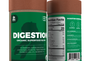 DIGESTION ORGANIC SUPERFOOD BLEND