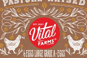 ORGANIC PASTURE-RAISED GRADE A LARGE EGGS