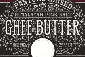 HIMALAYAN PINK SALT  CHEE BUTTER