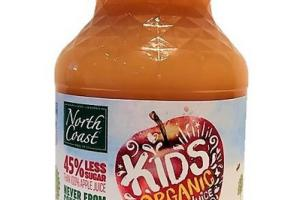KIDS ORGANIC APPLE JUICE DRINK