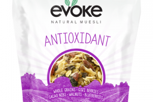 ANTIOXIDANT NATURAL MUESLI