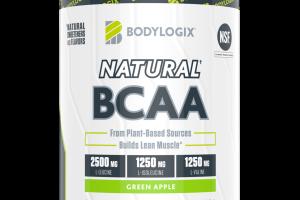 NATURAL BCAA DIETARY SUPPLEMENT GREEN APPLE