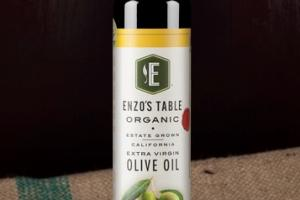 ORGANIC CALIFORNIA EXTRA VIRGIN OLIVE OIL