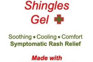 SYMPTOMATIC RASH RELIEF SHINGLES GEL