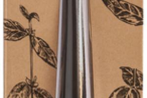 BIODEGRADABLE CORNSTARCH SOFT TOOTHBRUSH & STAND