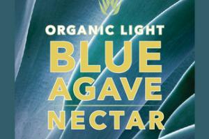 ORGANIC LIGHT BLUE AGAVE NECTAR