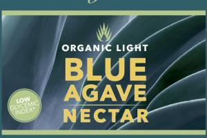 ORGANIC LIGHT 100% WEBER BLUE AGAVE NECTAR