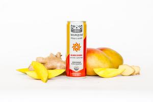 MANGO GINGER ORGANIC ENERGY DRINK