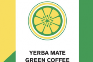 CITRUS YUZU YERBA MATE GREEN COFFEE GREEN TEA