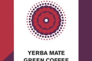 SUPER BERRY YERBA MATE GREEN COFFEE GREEN TEA