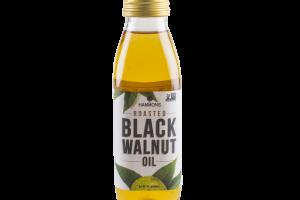 ROASTED BLACK WALNUT OIL